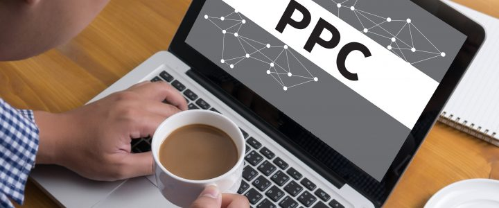 PPC text on a laptop screen
