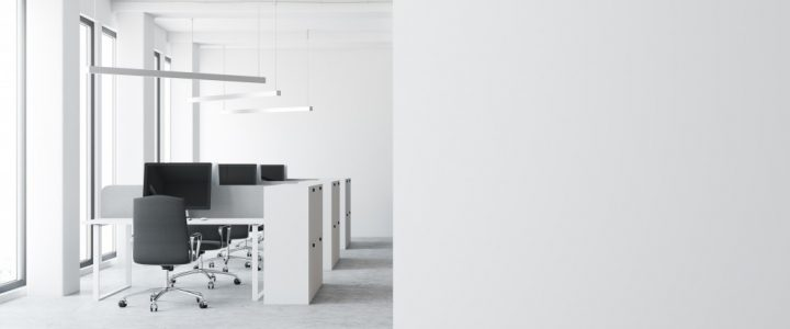a modern working space