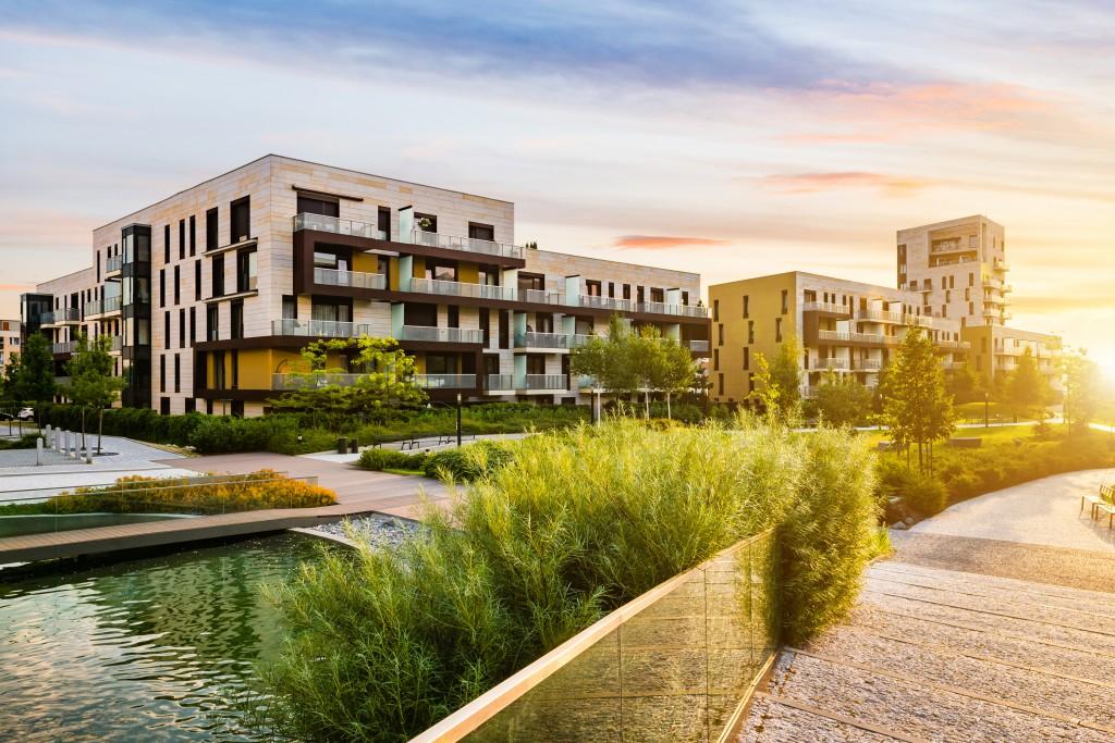 beautiful condominium properties