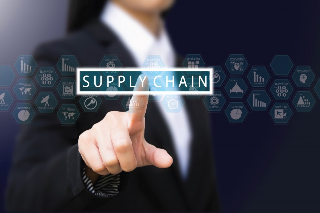 supply chain graphic photo