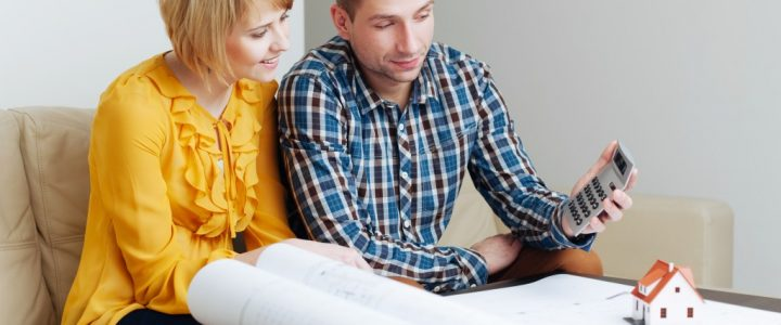 a couple planning on expenses of buying a house