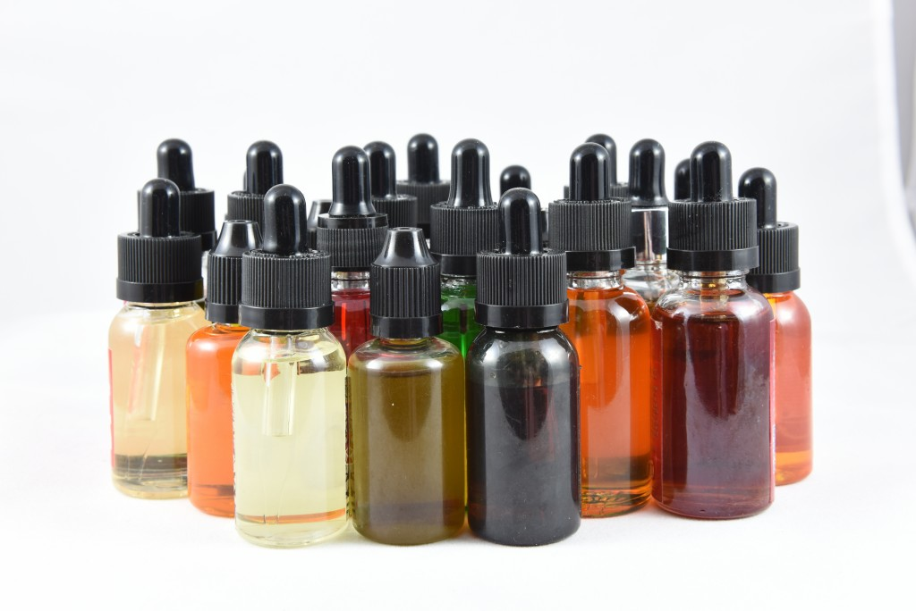 Flavor for electronic cigarette bottle